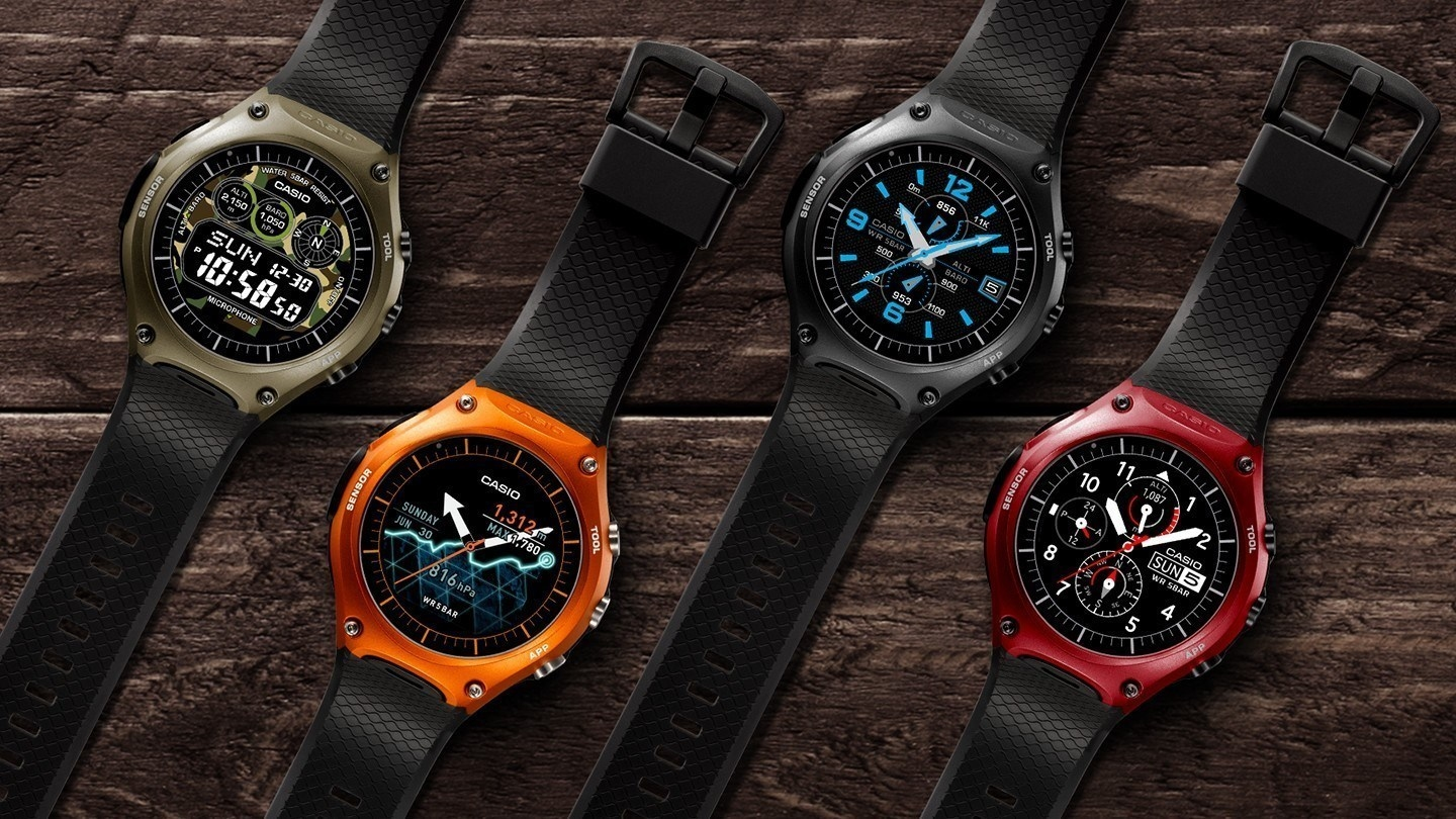 Casio Father's Day Survey Finds That Dads Want To Spend More Time With Their Kids Outdoors