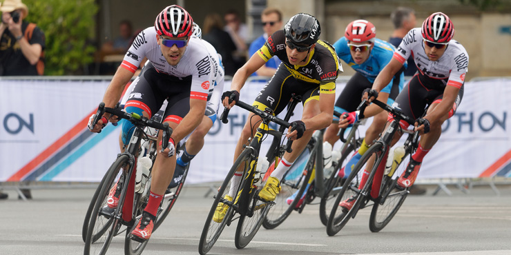 Gain some cycling tips to improve your ride. (Getty Images)