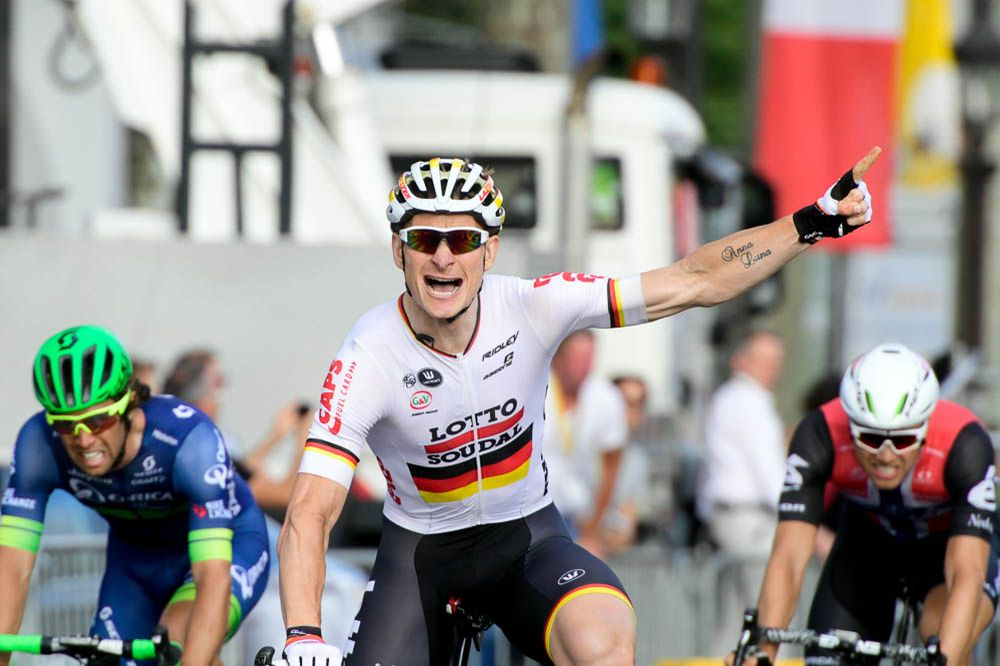 Tour de France 2016 - André GREIPEL (LOTTO-SOUDAL)