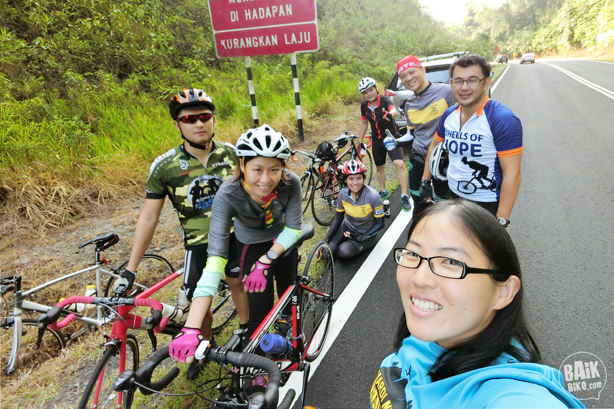 Cycling Hulu Langat