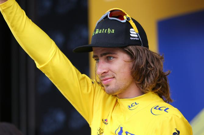 Peter Sagan has signed a 3-year deal with German team, Bora-Hansgrohe. (TDWSport.com)