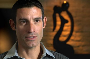 Retired professional cyclist, George Hincapie.(Sony Pictures Classics)