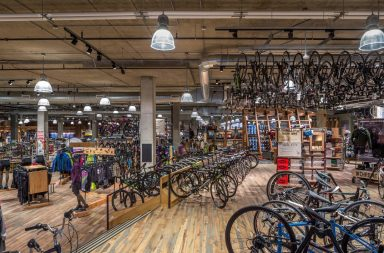 REI DC Flagship store opens in Washington, D.C. Credit: CallisonRTKL Inc.