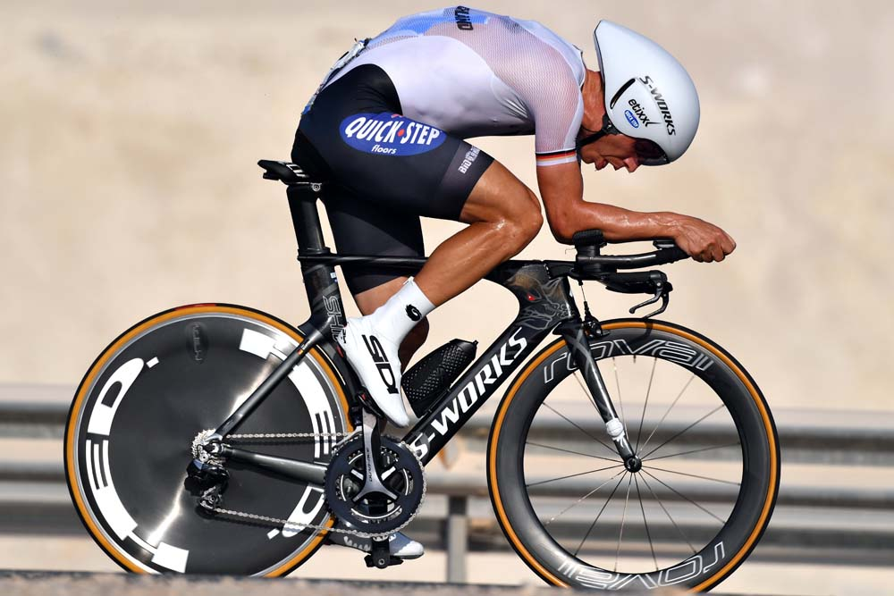 Tony Martin won the Time Trial at the 2016 World Road Championships. (CyclingWeeklyUK)