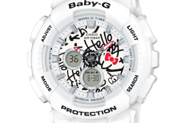 Casio Baby-G Hello Kitty