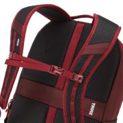 Carry comfortably with breathable perforated EVA shoulder straps with mesh covering and padded back panel