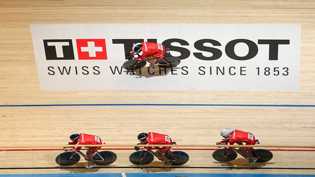 Asian nations gaining strength on the track