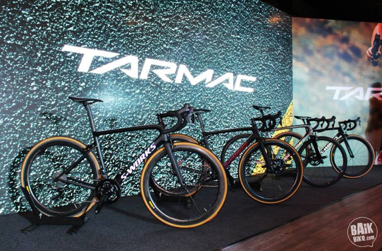 Specialized launches All-New Rider-First Engineered™ TARMAC: Nothing is Lighter, Faster or Better Handling