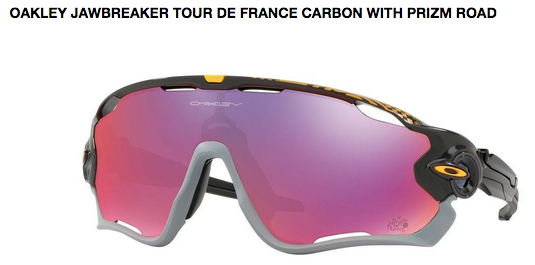 89c3a5f749 The Tour de France Collection is comprised of premium eyewear (or sunglasses)  including Crossrange