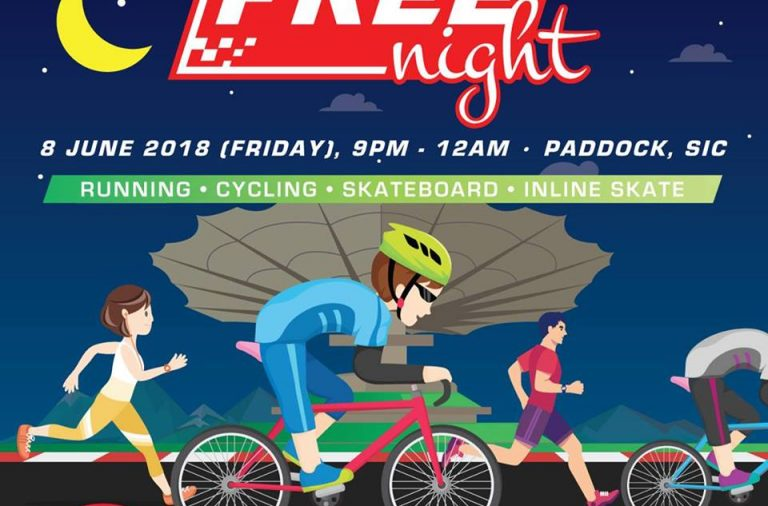 Sepang Circuit Motorsports Free Night – 08.06.2018