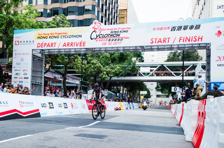 2018 Hong Kong Cyclothon Welcomes Hammer Series