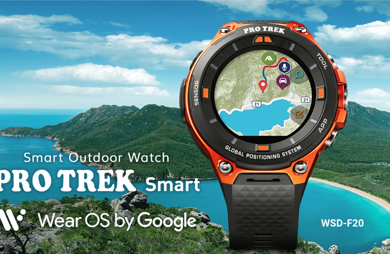 Casio PRO TREK Smart Outdoor Watch with Offline Maps now available in Malaysia